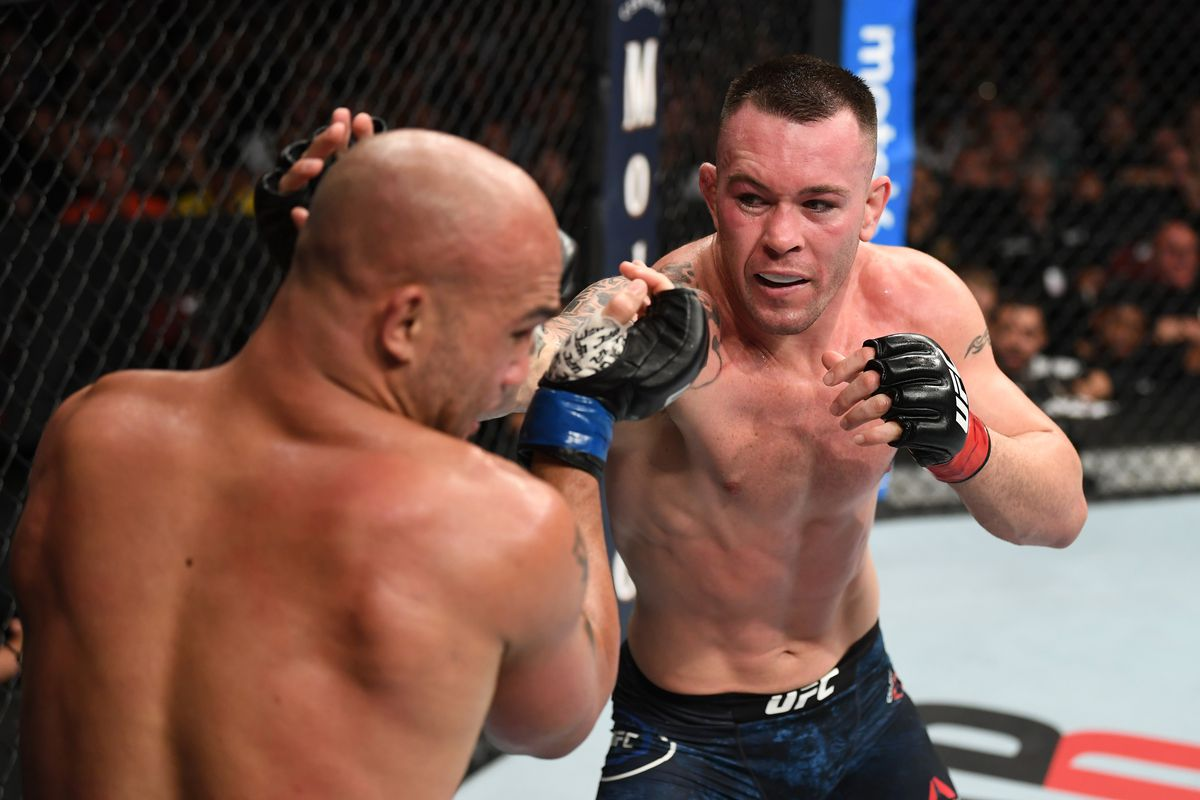 Colby Covington says beating Lawler has cemented his legacy as 'the best welterweight in the world' - Covington