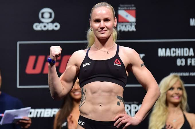 Watch: Even in traditional Chinese clothes, you don't want to mess with Valentina Shevchenko! - Valentina Shevchenko