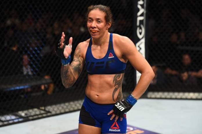 Germaine de Randamie steps up to challenge Amanda Nunes for the BW crown at UFC 245 - Amanda