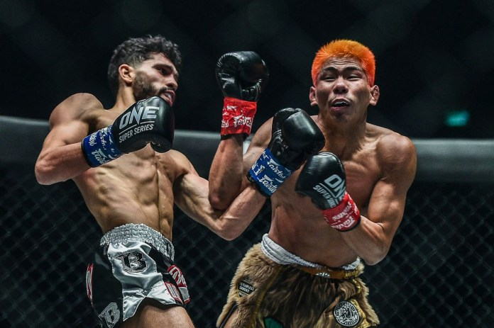 ILIAS ENNAHACHI KNOCKS OUT PETCHDAM PETCHYINDEE ACADEMY TO BECOME THE NEW ONE FLYWEIGHT KICKBOXING WORLD CHAMPION -