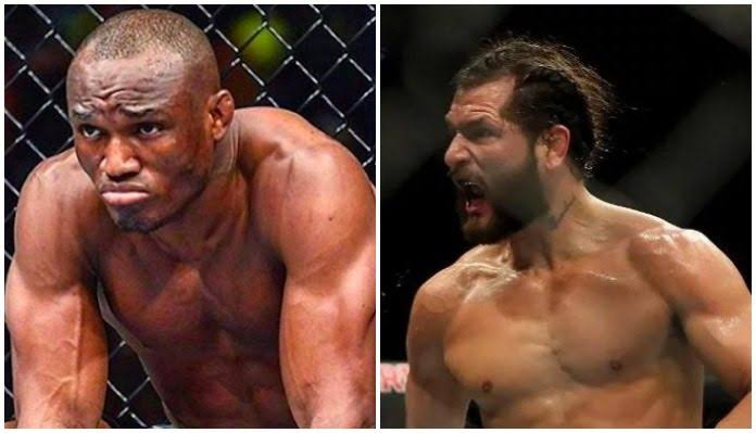 UFC: Jorge Masvidal says Kamaru Usman can only 'smell balls well' - Masvidal