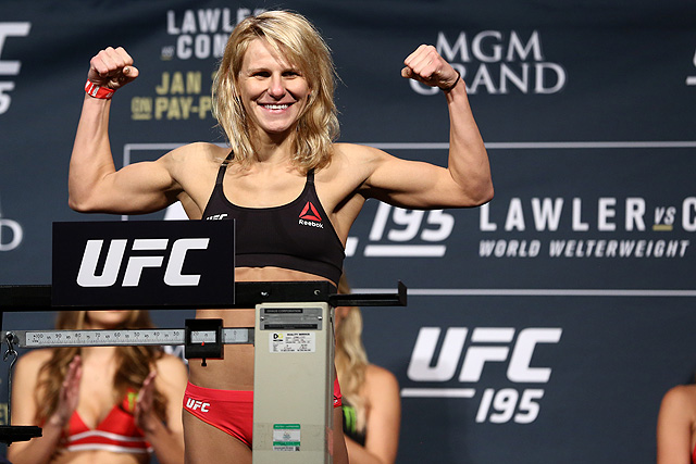 Justine Kish calls out 'stupid star' Paige Vanzant for a fight - Vanzant