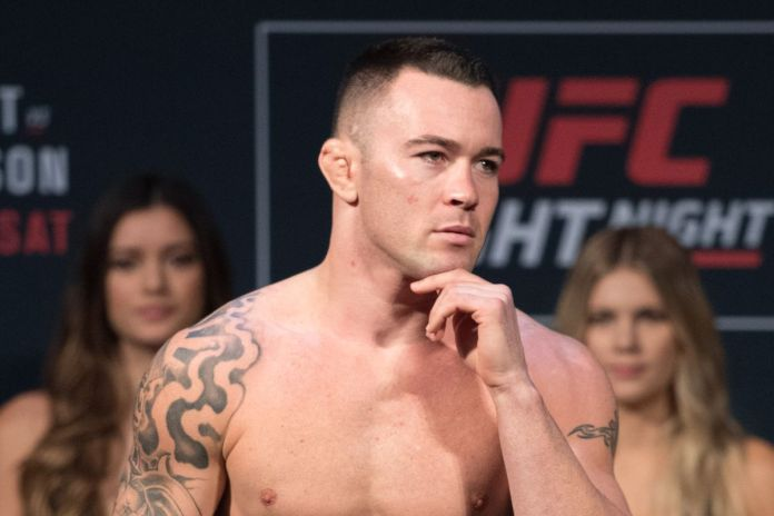 Kamaru Usman vs Colby Covington set for UFC 245 in Las Vegas - Covington