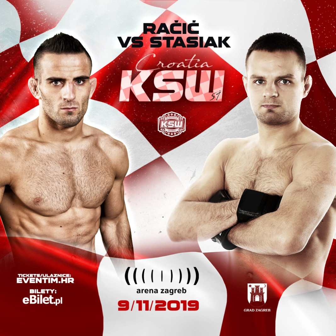 First KSW Bantamweight Champion to be Crowned at KSW 51 - mma