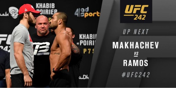 UFC 242 'Khabib vs. Poirier' - Play By Play Updates & LIVE Results -