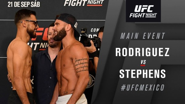 UFC Fight Night 159 Results - Main Event Ends in a Disaster With an Unintentional Eye Poke from Rodriguez -