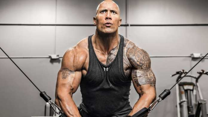 The Rock may wrap the BMF belt around Jorge Masvidal's waist at UFC 244! - Dwayne Johnson
