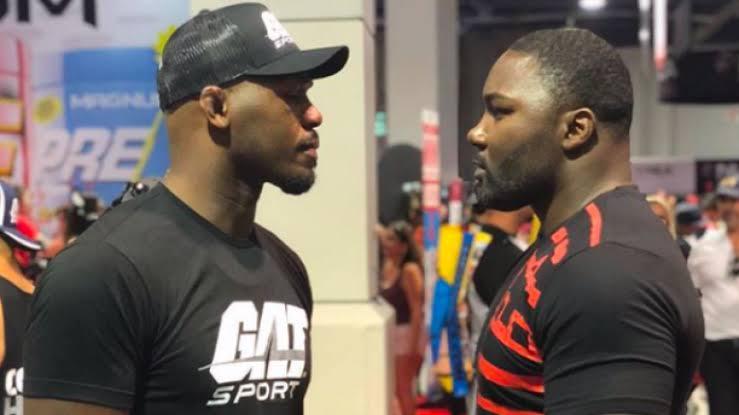 UFC: Anthony 'Rumble' Johnson willing to make 205 pounds to make Jon Jones fight happen - Johnson