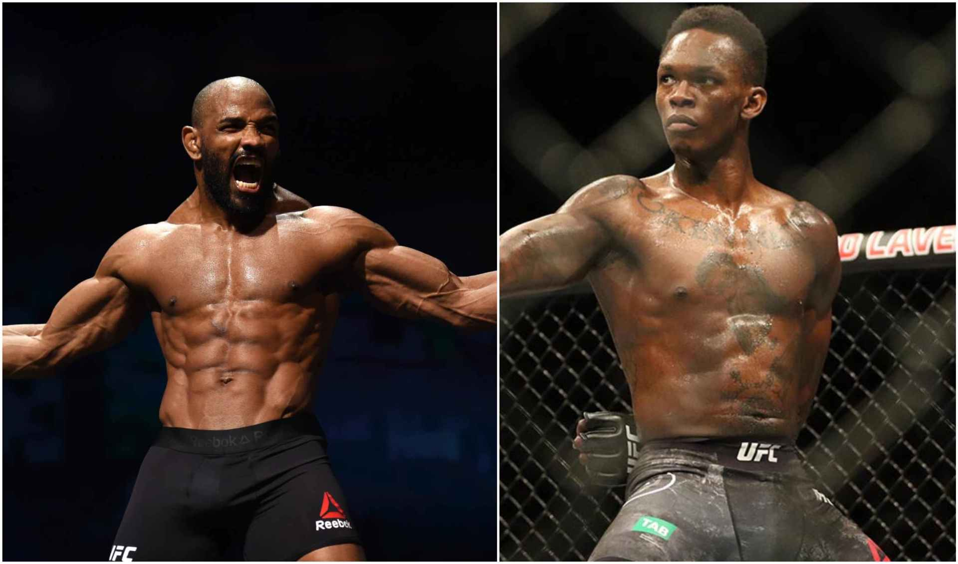 Yoel Romero and Israel Adesanya verbally agree to fight each other after Paulo Costa injury layoff - Romero