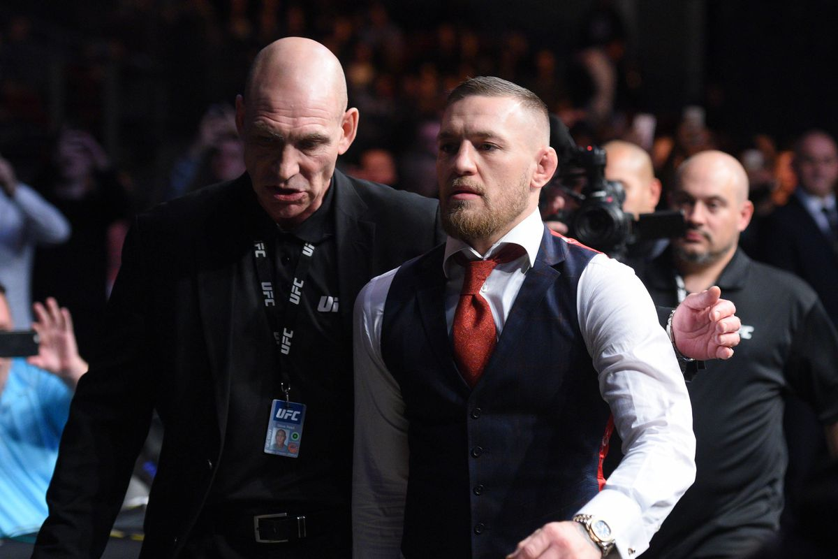 Conor McGregor plans Thursday presser in Moscow ahead of 'imminent return to the Octagon' - McGregor