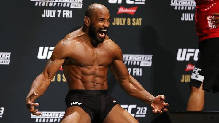 Yoel Romero Career Earnings, Net Worth and Info