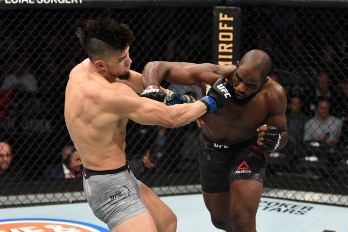 Corey Anderson not interested in fighting Anthony Smith - Anderson