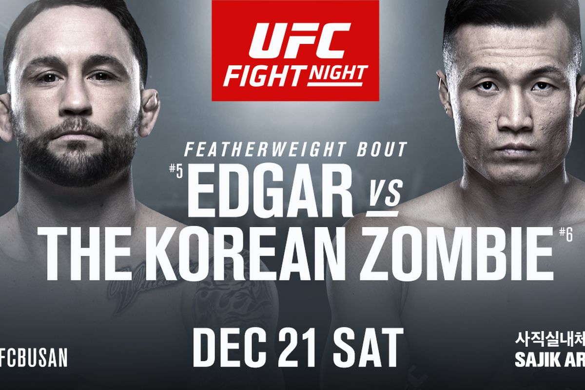Who wins this main event at UFC Busan? -