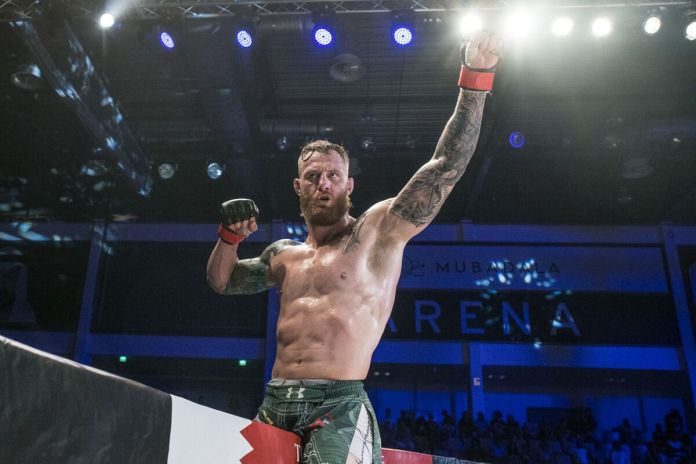 Hanekom looking to become South-African 'Superman' with title win at BRAVE CF 31 - BRAVE FC