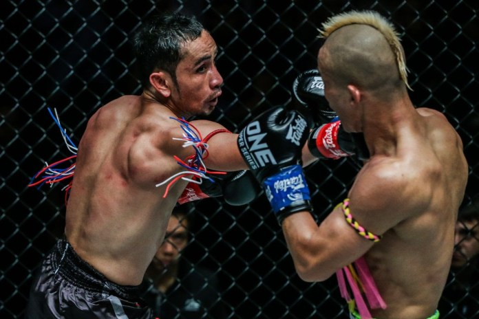 SAM-A GAIYANGHADAO DEFEATS WANG JUNGUANG TO BE CROWNED ONE STRAWWEIGHT KICKBOXING WORLD CHAMPION - ONE: MARK OF GREATNESS