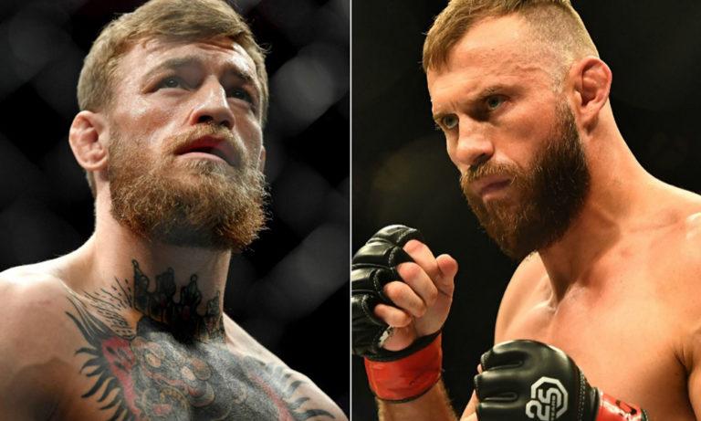 UFC News: Watch how Conor McGregor smashed Donald Cerrone in 40 seconds! - Conor McGregor