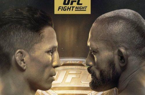 Who wins this Main event Bantamweight matchup at UFC Norkfolk ? -