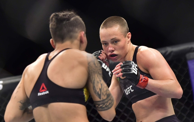 Rose Namajunas pulls out of scheduled rematch with Jessica Andrade,