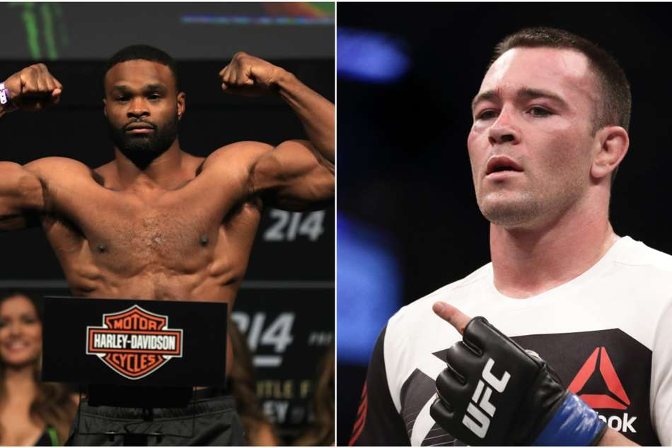 Tyron Woodley claims he has accepted fight against Colby Covington - Tyron Woodley