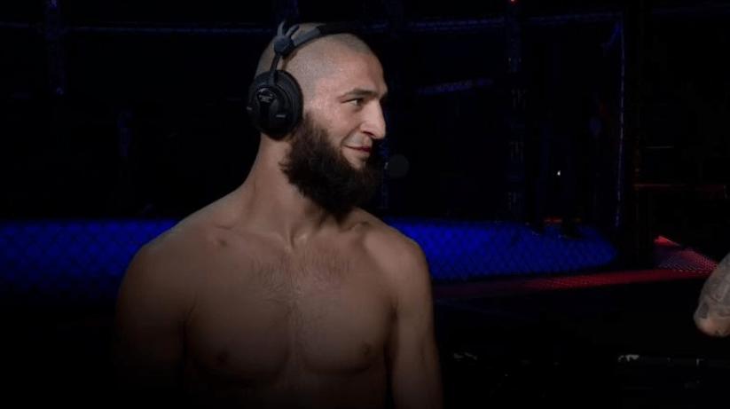 Dana White Reveals Khamzat Chimaev Wants To Fight On August 15 - Chimaev