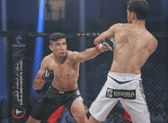 Friday Fighter of the Week: Mohammed Farhad - Farhad