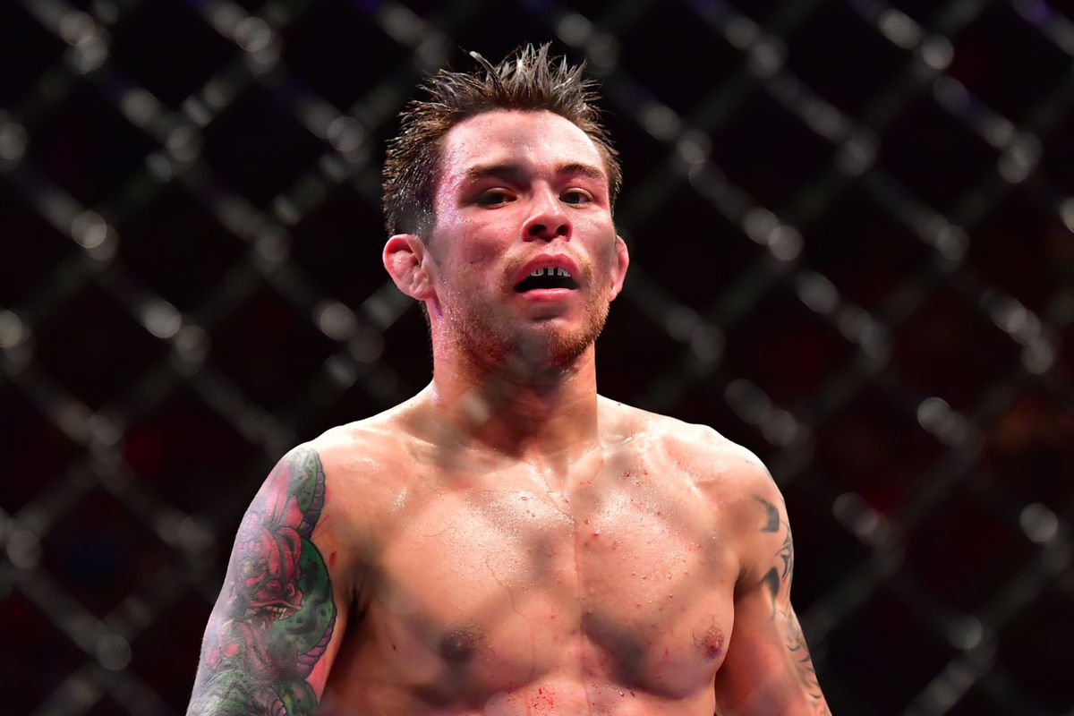 Ray Borg out of his fight against Nathan Maness at UFC on ESPN+ 31 - Ray Borg
