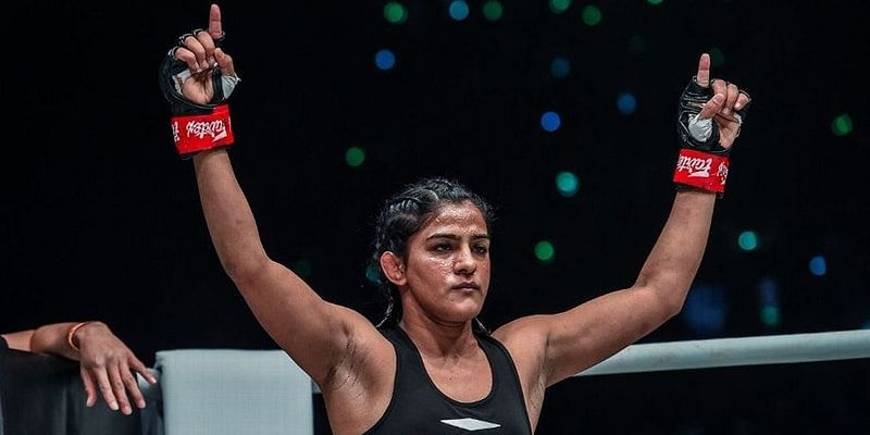 Ritu Phogat 'honored and privileged' to appear on The Apprentice: ONE Championship Edition - Ritu Phogat
