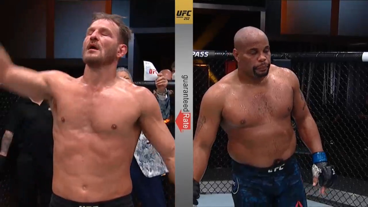 Ufc 252 Results Stipe Miocic Vs Daniel Cormier Results Play By Play Highlights Mma India