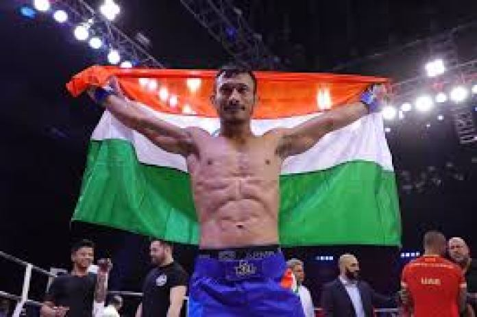 How Govind Ale ran away from home to fulfill his MMA dream - Govind Ale
