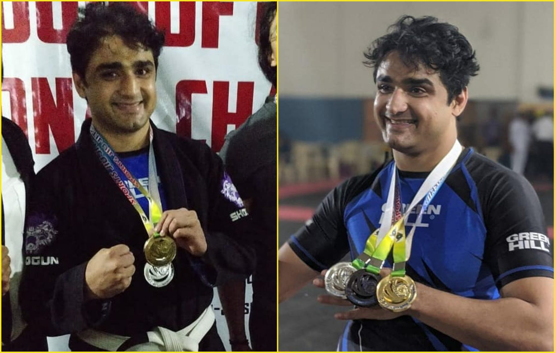 Indian MMA star Vaibhav Shetty to start WBC Muay Thai, WKN Kickboxing, WBF Boxing tournaments in India - Vaibhav Shetty