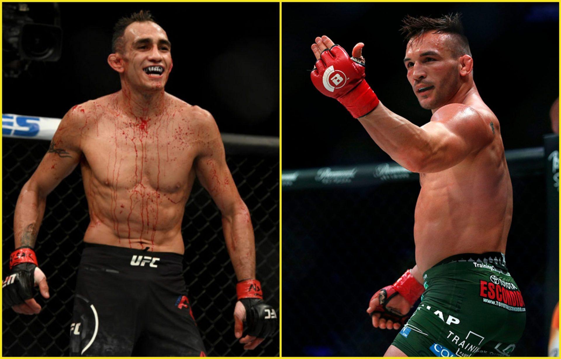 Tony Ferguson could fight Michael Chandler at UFC 254 - Michael Chandler