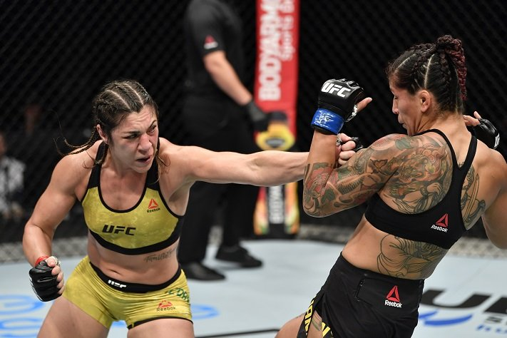 Bethe Correia will be taking the octagon for one last time at UFC in December 2020 - Correia