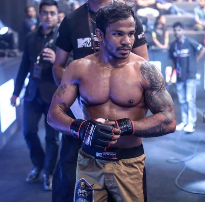 Friday Fighter of the Week : Kantharaj Agasa - Agasa