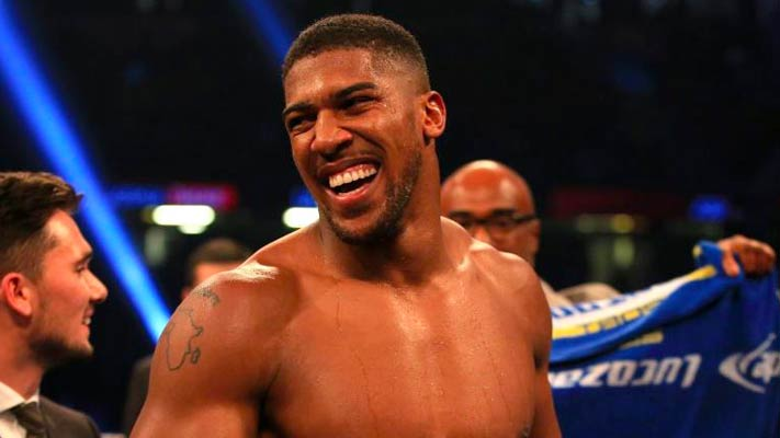 Anthony Joshua knocks out Alexander Povetkin to retain titles