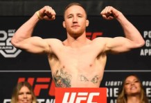 UFC Lincoln Weigh-in results