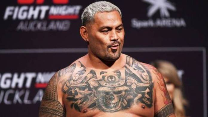 Mark Hunt on Aleksei