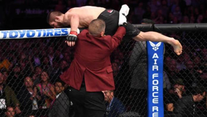 Dana White on UFC 229 brawl