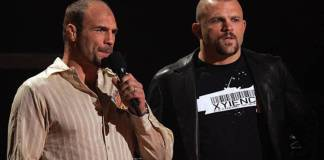 Randy Couture Concerned