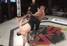 VIDEO. KO în prima rundă la debutul său ca luptător amator de MMA!