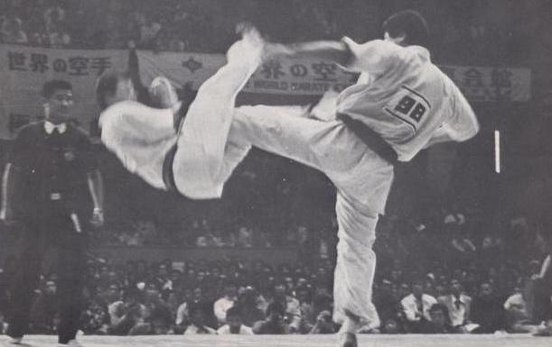 VIDEO. Primul turneu mondial de Kyokushin Karate din 1975