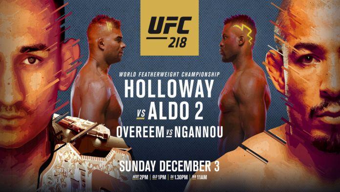 Cine se bate la UFC 218? Intră să vezi statistici și videouri cu luptătorii!