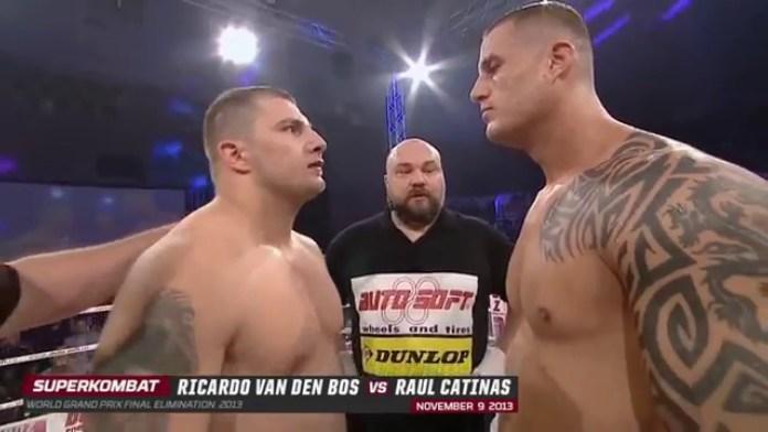 VIDEO. Cele mai spectaculoase KO-uri din cariera lui Iron Raul Cătinaș (de până acum)