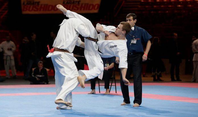 Knockout-ul zilei vine din Kyokushin Karate