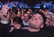 VIDEO. Nate Diaz își pune un joint în gură, LIVE la TV, în timpul galei UFC Austin!
