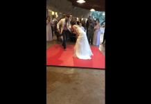 Dansul mirilor sau un sparring de BJJ? Ce-ar fi să le facem pe amândouă? (VIDEO)