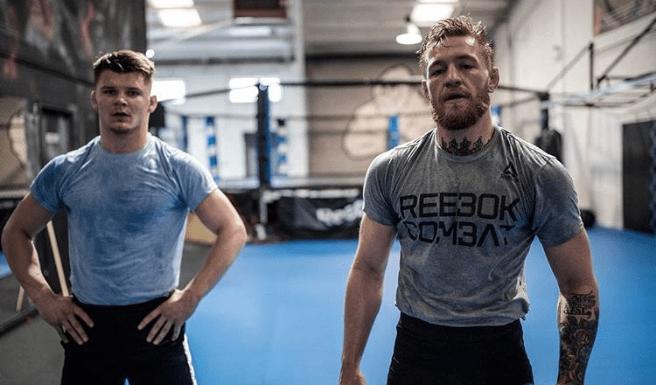 Conor McGregor se antrenează cu un moldovean pentru revenirea în octogon.