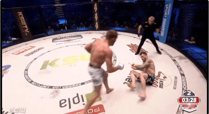 VIDEO. Rezumatul și rezultatele galei de MMA KSW 43. O gală în care a plouat cu KO-uri și submisii!
