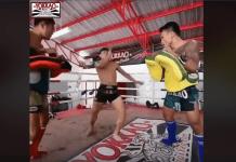 Cum se antrenează un luptător de Muay Thai? (VIDEO)
