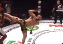 VIDEO. Cele mai brutale lovituri, KO-uri și submisii din MMA (din ultimele zile)