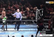 Meci de box terminat în 0 secunde! Vezi ce s-a întâmplat în ring!
